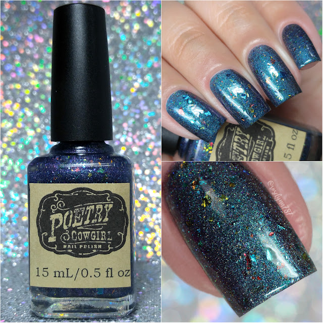 Poetry Cowgirl Nail Polish - Polish Pick Up June 2018