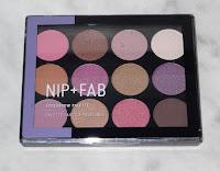 Nip + Fab Wonderland eyeshadow palette