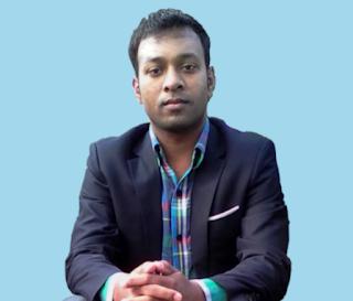 Blogger Elliyas Ahmed
