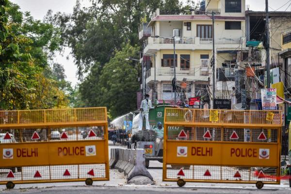 दिल्ली में बीते 15 दिनों में हॉट स्पॉट की संख्या दोगुने से ज्यादा