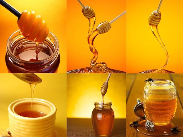 Bất ngờ với tính chất dưỡng ẩm tóc từ mật ong