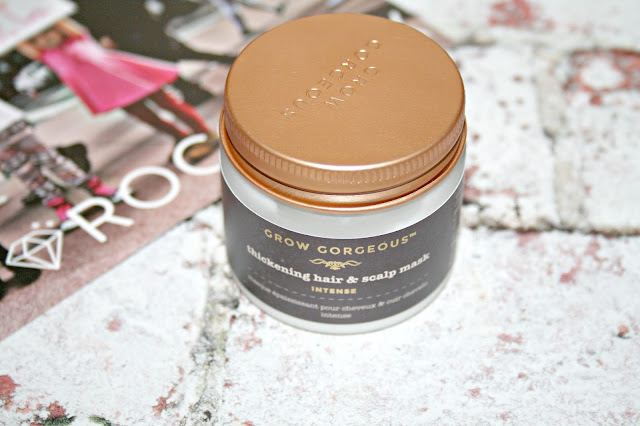 Grow Gorgeous Thickening Hair and Scalp Mask Intense