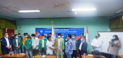 Faisal Mahtelu Resmi Dilantik sebagai Ketua Koorwil Ismahi Jakarta. Periode 2021/2023