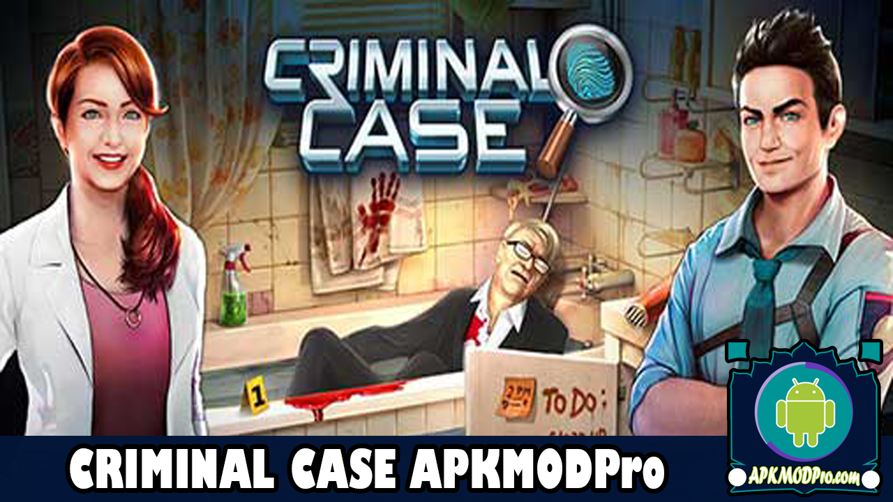 Download Criminal Case 2.30 MOD APK (Unlimited Energy & Coin ) Terbaru 2020