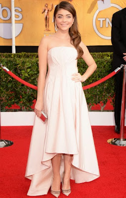 Sarah Hyland Screen Actors Guild Awards 2014