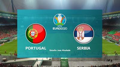 مشاهدة مباراة البرتغال وصربيا بث مباشر اليوم 7-9-2019 في تصفيات اليورو 2020