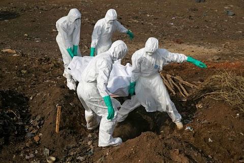 Óriási a veszély! Kétezer felett az ebolás betegek száma Kongóban