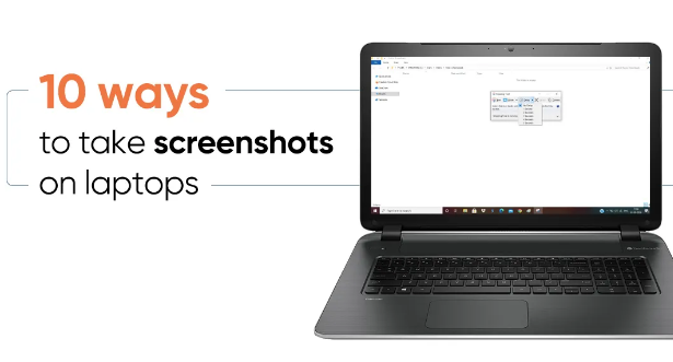 كيفية عمل اسكرين شوت screenshot