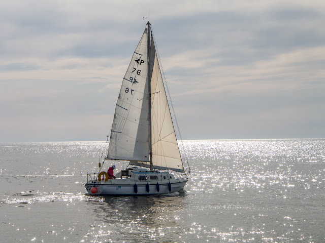 Photo of yacht Skipsea Witch on the Solway Firth