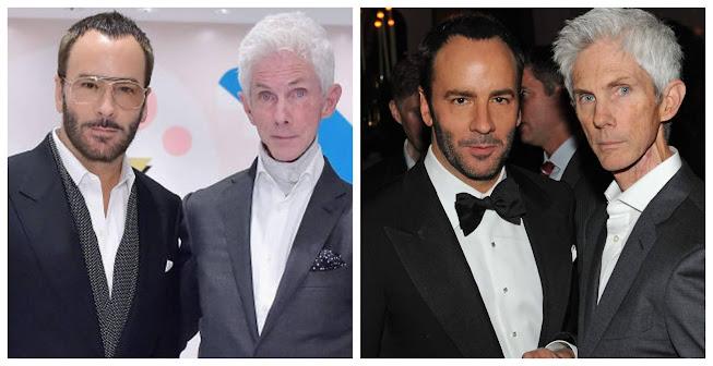 Fashion designer Tom Ford's husband Richard Buckley dies at age 72