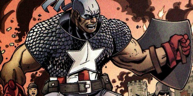 «Сокол и Зимний Солдат» (2021) - все отсылки и пасхалки в сериале Marvel. Спойлеры! - 62
