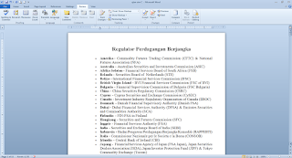 Cara Menghilangkan Markup Area Di Microsoft Word Cara Menghilangkan Markup Area Di Microsoft Word