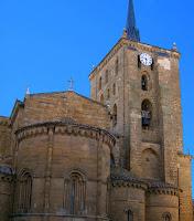Iglesia de san Juan del Mercado; Benavente; Zamora; Castilla y León; Vía de la Plata