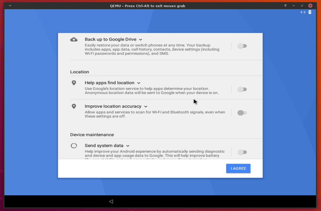 Linux и Android: Установка Android 8 1 Oreo в Linux
