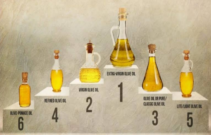 Cooking With Different Oils