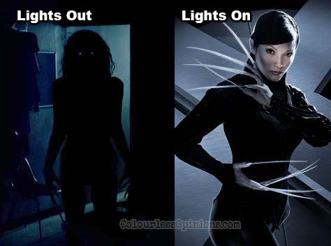 lights out movie meme