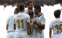 أهداف مباراة ريال مدريد وغرناطه