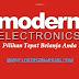 Lowongan Kerja Kasir di Modern Elektronik Semarang