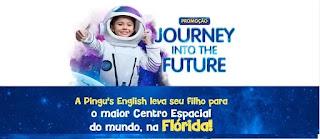 Promoção Pingus Cursos 2020 Viagem Centro Espacial Flórida Journey Into The Future