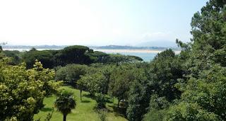 Santander, Península de la Magdalena.