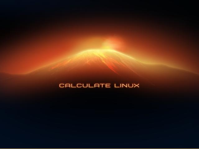 Disponibilizada nova versão da distribuição Calculate Linux 17