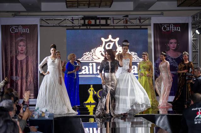 """Khmissa est le nouveau thème de l'édition du Caftan Fashion week de """"Ousra Maghribia"""""""