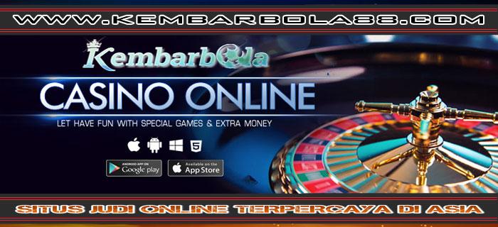 KEMBARBOLA88.NET | SITUS JUDI ONLINE TERPERCAYA SEJAK 2006 | BONUS DEPOSIT 10% | 8
