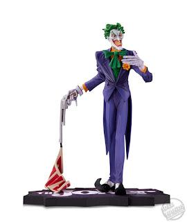 Toy Fair 2020 DC Direct Lineup The Joker Statues
