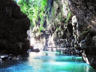 Wisata Tasikmalaya Tonjong Canyon
