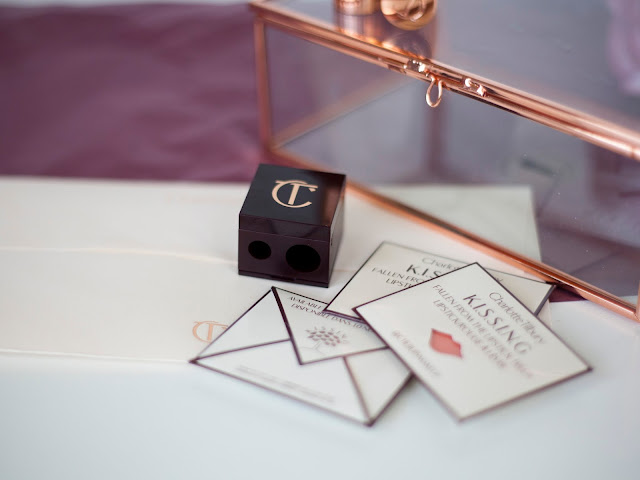Charlotte Tilbury Pencil Sharpener Lipstick Sample