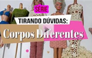 crochê para barbie tirando dúvidas com Pecunia MillioM