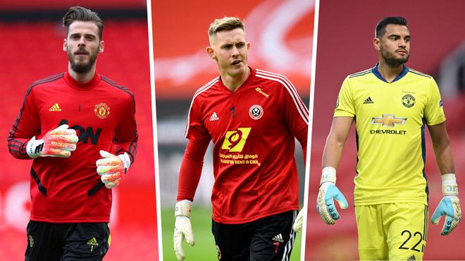 Solskjaer phán quyết vị trí thủ môn của MU: De Gea hay ai là người ra đi?
