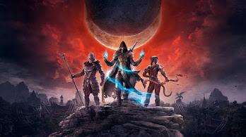 The Elder Scrolls Online Elsweyr, Poster, 4K, #5.597