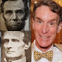 Bill Nye looks like Abraham Lincoln and Jefferson Davis is it Reincarnation or Separate Souls in LookaLike Reincarnated