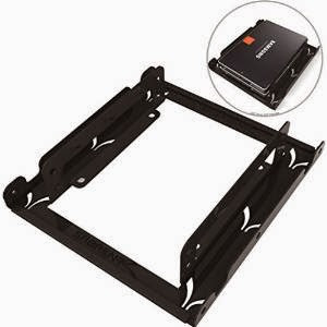 nternal Hard Disk Drive Mounting Kit dari 2.5 ke 3.5 Inches