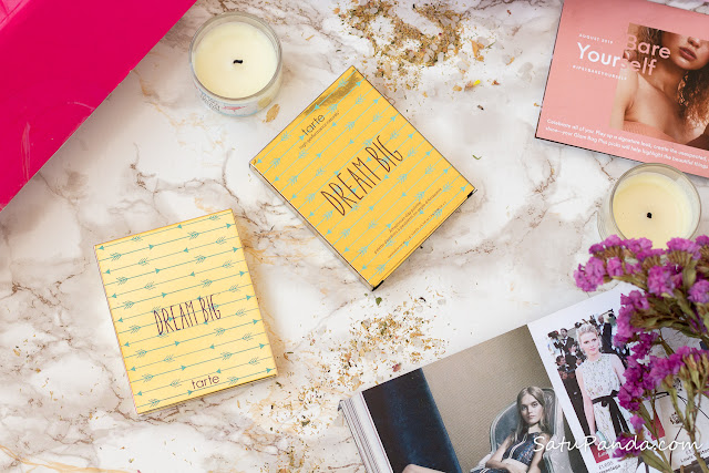 ipsy Glam Bag Plus August наполнение и отзыв
