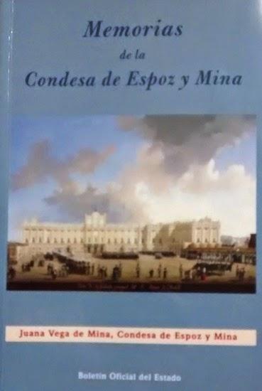Memorias de la Condesa de Espoz y Mina