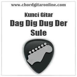 Chord Sule Dag Dig Dug Der