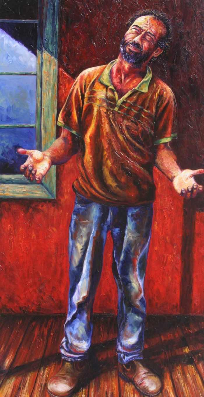 Австралийский художник. Simon Kitching 11