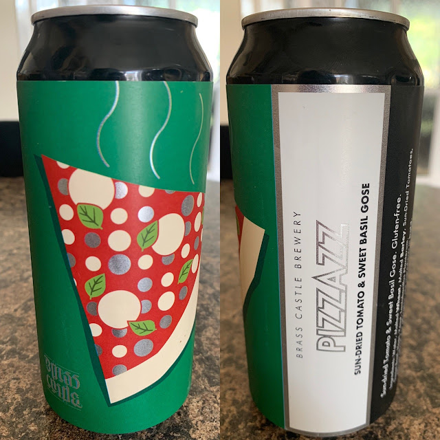 Pizzazz - Pizza Beer (Brass Castle Brewery)