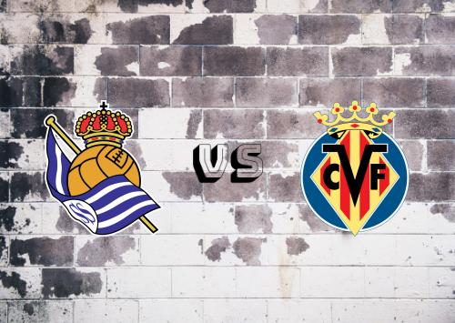 Real Sociedad vs Villarreal  Resumen