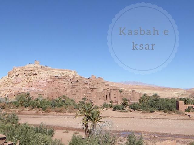 Kasbah e ksar di Ouarzazate, Ait-Ben-Haddou e Skoura