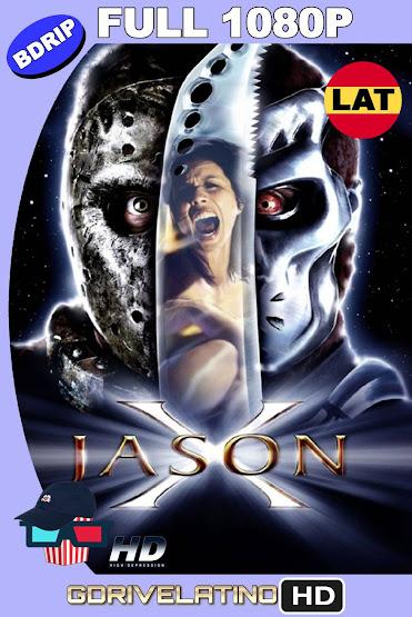 Jason X (2001) BDRip 1080p Latino-Ingles MKV