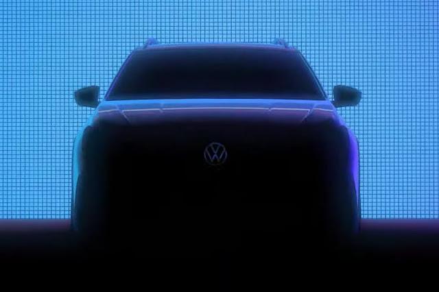 Volkswagen Nivus: primeiras imagens do interior reveladas