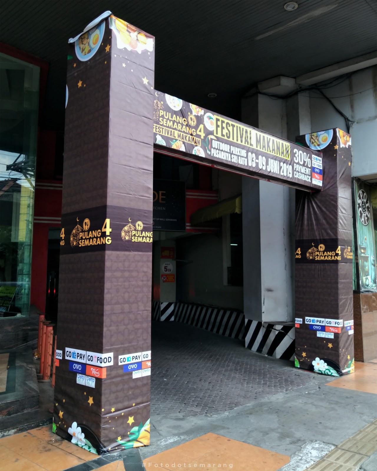 [Photoblog] Festival Makanan Pulang Semarang 4