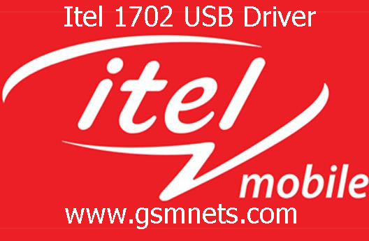 Itel 1702 USB Driver Download