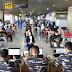 Semangat Prajurit TNI AL dan Nakes Puspenerbal Melayani Serbuan Vaksinasi Cegah Covid-19