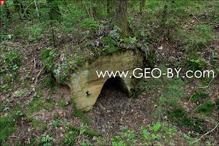Wojciechowo (Novospask). Sixth found German bunker from the First World War