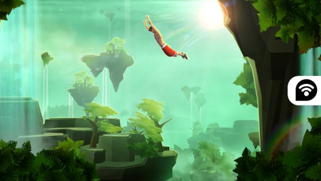 Sky Dancer Run – Running Game