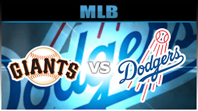 MLB : Giants Host Dodgers